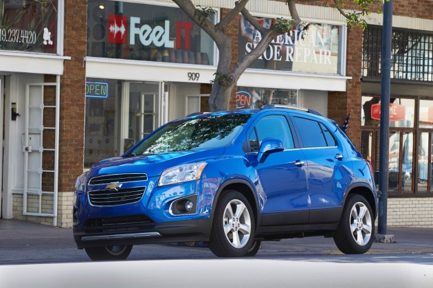 """GMC Compact SUV like Encore or Trax Still """"Certainly Possible"""""""