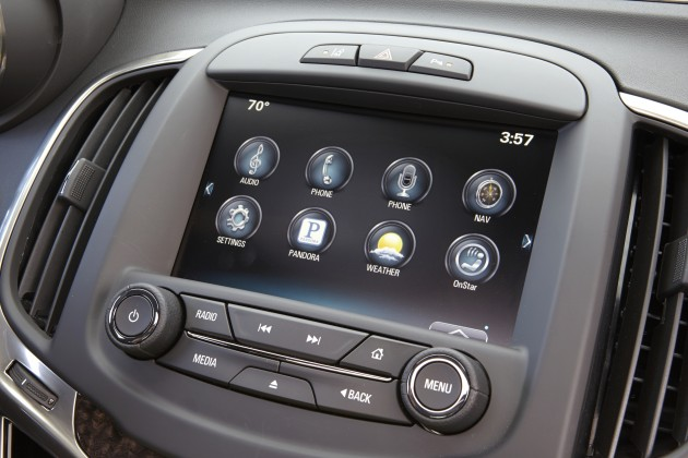 Automated Testing Ensures the Buick Intelilink System's SuccessAutomated Testing Ensures the Buick Intelilink System's Success